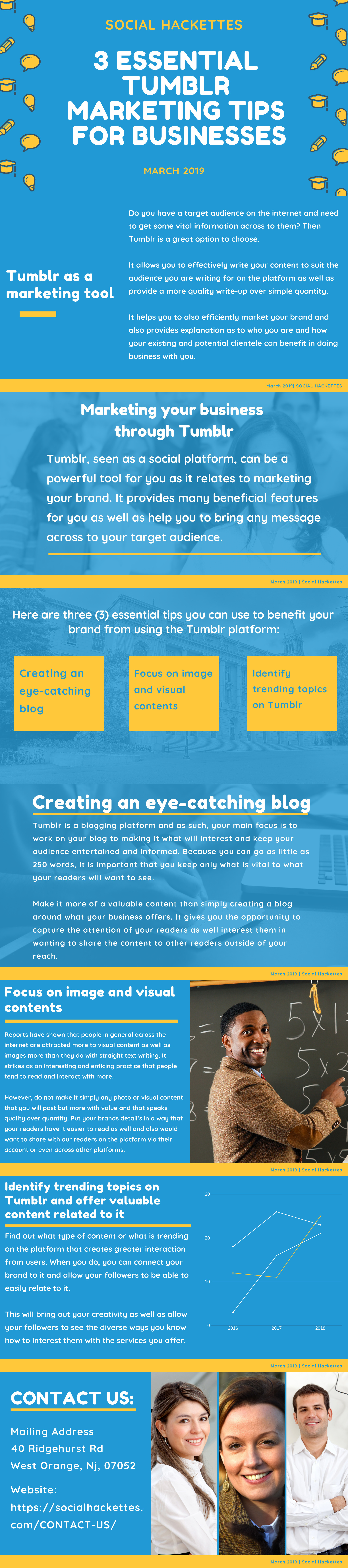 3 Essential Tumblr Marketing Tips for Businesses